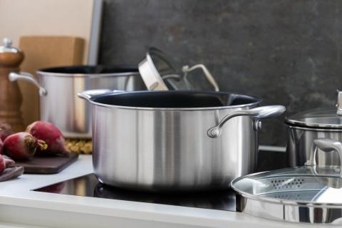 Wilfa introducerar Ego, en serie nya tåliga och innovativa kastruller och stekpannor för det kvalitetsmedvetna och funktionella nordiska köket.
