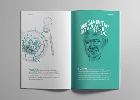 Vårutställning 2016, Isabella Svensson, Malmö Högskola, Grafisk Design