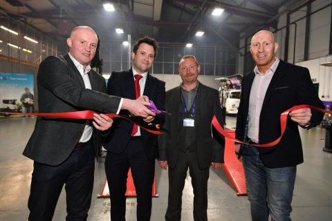 BT Fleet opens new HGV garage in Cardiff to support customers