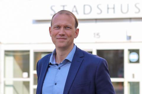 Daniel Broman ny stadsdirektör
