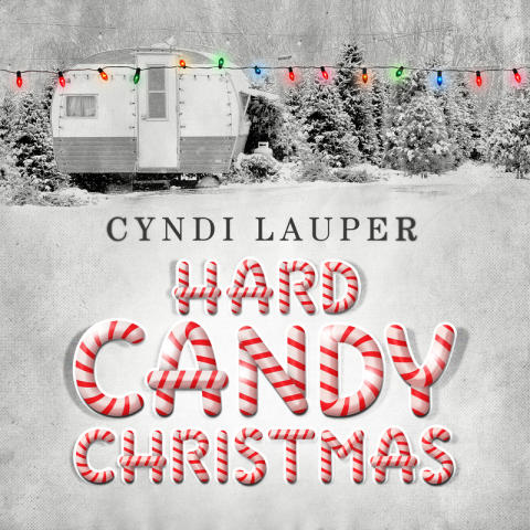 Singelomslag Hard Candy Christmas