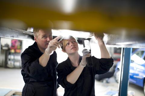 Ny udgivelse: Samarbejde på tværs skal give virksomheder bedre adgang til arbejdskraft