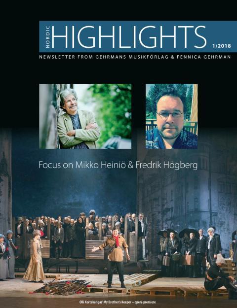 Nordic Highlights No. 1 2018