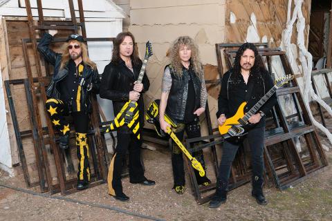 Stryper, Turbonegro med flera klara för Sweden Rock