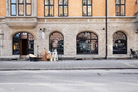 Qvesarum Byggnadsvård öppnar i Malmö 18 augusti