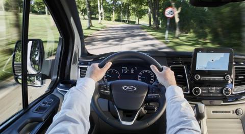 Nový Ford Tourneo Custom