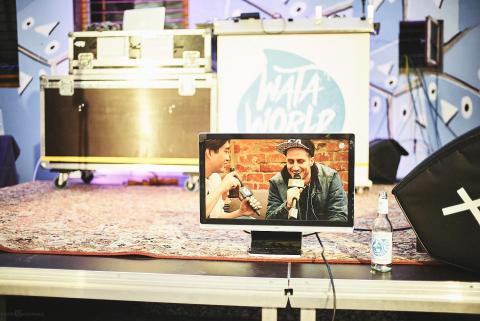 Viva con Agua und Rocket Beans TV präsentieren: WaTaWorld