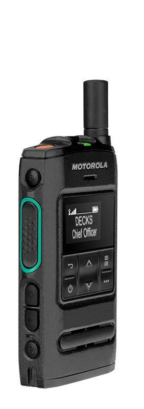 TETRA Motorola handsets