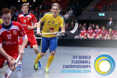 Sverige ställs mot Finland i VM