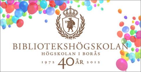 Bibliotekarierna invaderar Borås – stort jubileumsfirande den 12 oktober