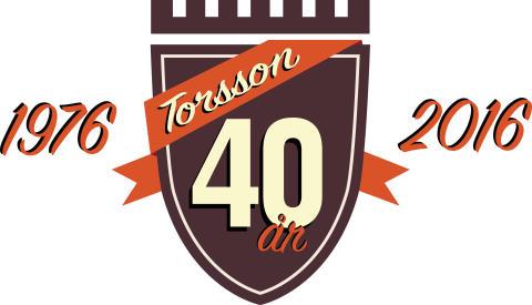 TORSSON 40 ÅR!