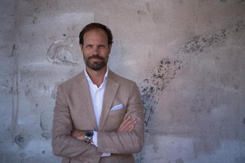 Andreas Mühlich, marknadschef Svenska Mäklarhuset HK