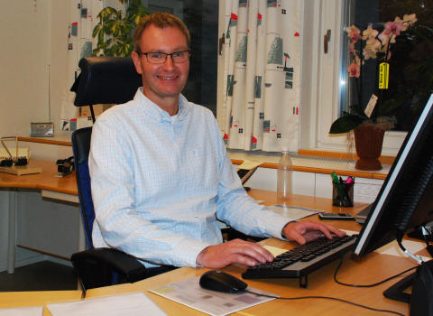 Ny VD fortsätter satsning på bredband