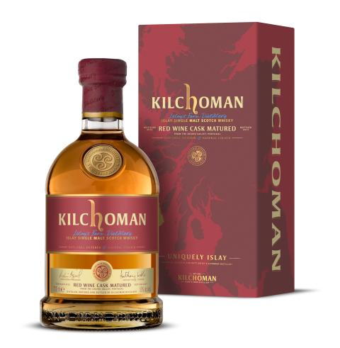 Kilchoman Red Wine Cask Matured - ett fullblod där Islay möter Douro