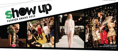 Show Up Fashion Award söker morgondagens stjärnor.