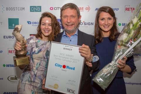 City Nord vant kjøpesenterpris: «Vårlyst i Bodø» ble kåret til årets beste kampanje