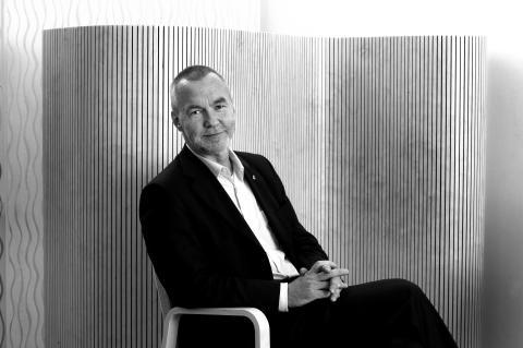 Johannes Johansson (1951-2012), rektor för Kungl. Musikhögskolan (KMH) 2006-2012