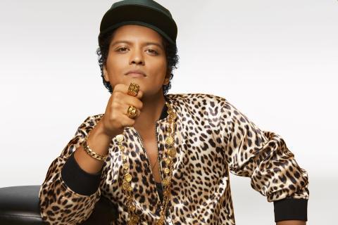 Nyt Bruno Mars album i dag - det første siden 2012