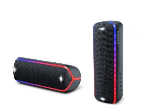 Laute Beats mit EXTRA BASS: Sony stellt neue Party-Lautsprecher vor