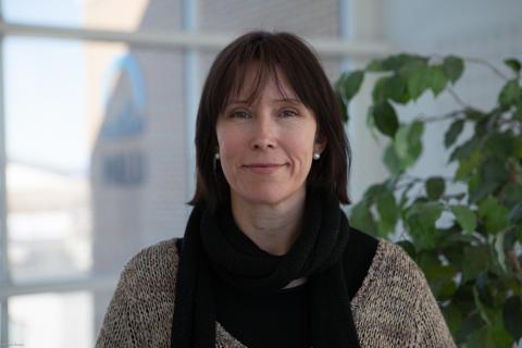 Seniorforsker Tove M. Svendby, NILU