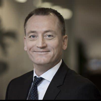 Vice President Jesper T. Harrishøj