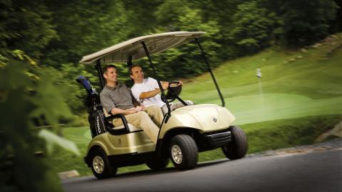 Yamaha Golfbilare