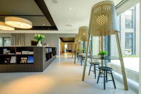 Zleep Hotel Billund Airport lounge