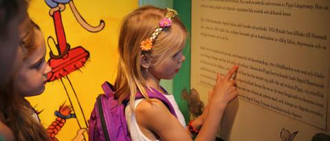 Junibacken vill väcka barns lust till läsning – Startar skrivarkurs för barn