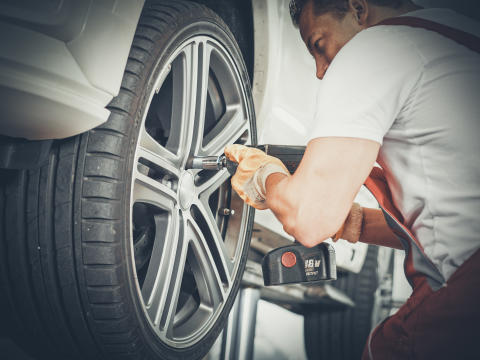 RAC comments on EU proposal to update tyre labelling regulations