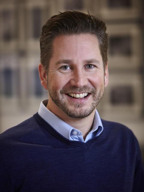 Freddy Johansson, utvecklingsansvarig IKEA i Stockholm