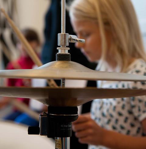 Värmdö får statsbidrag till musik- och kulturskoleverksamhet