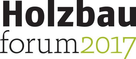 Logo Holzbauforum 2017