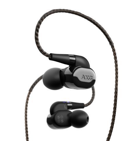 AKG udvider sin N-serie af hovedtelefoner med topmodellen N5005
