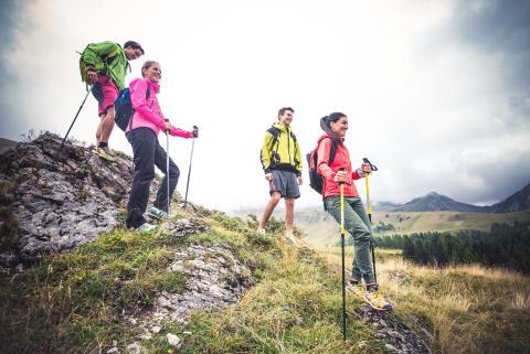 Alpenpanorama und Aktivsport: Das Sportparadies Vinschgau vom Familienhotel Südtirol aus entdecken