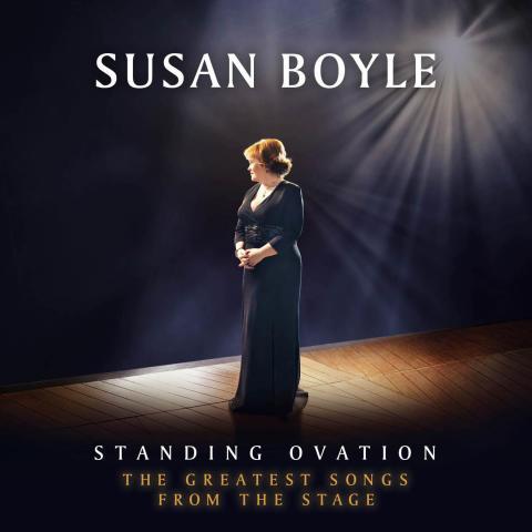 Albumaktuella Susan Boyle gästar BingoLottos Nyårskväll