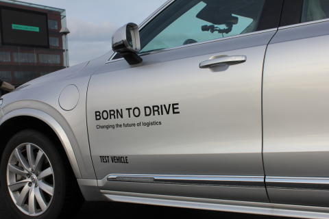 Born to Drive - Test Vehicle