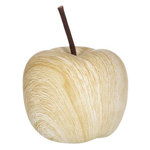 Äpple i keramik