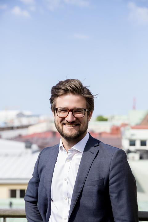 Henrik Forsberg Schoultz på Ernström & C:o investerar i Wint
