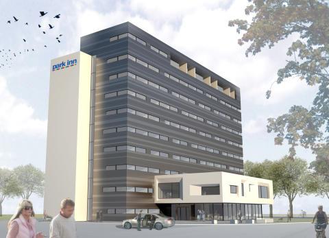 Midroc bygger nytt hotell i Lund!