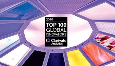 Saint-Gobain staat in de Top 100 Global Innovators voor het zesde jaar op rij