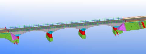 BIM ersätter alla ritningar när 100-årig bro renoveras