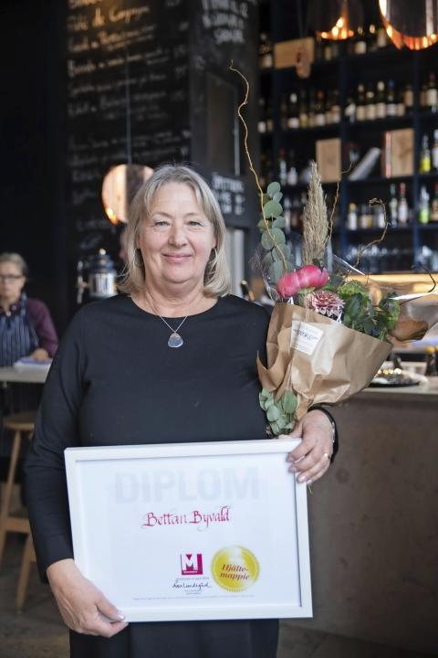 Årets Hjältemappie, Bettan Byvald
