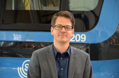 Johan Oscarsson, vd TBT
