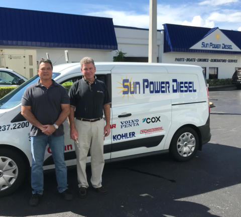 Cox Powertrain: South Florida Diesel Specialist Named as Cox Distributor in Key Target Region