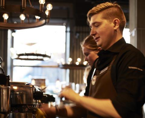 Espresso House etablerar i Vällingby City