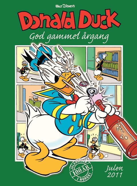 Donald Duck_God gammel årgang