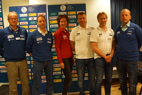 Erlend Slokvik valgt til skiskytterpresident