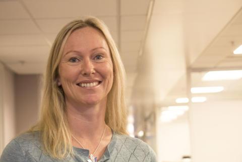 Sara Albrecht, projektutvecklingschef , Einar Mattsson Projekt AB