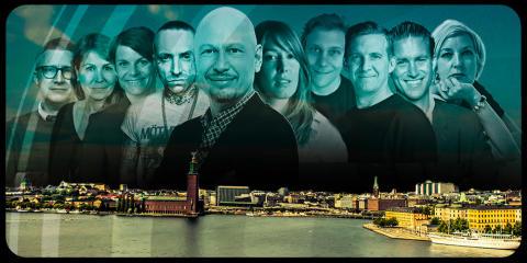 Bauer Media och Resumé belönar Sveriges bästa ljud