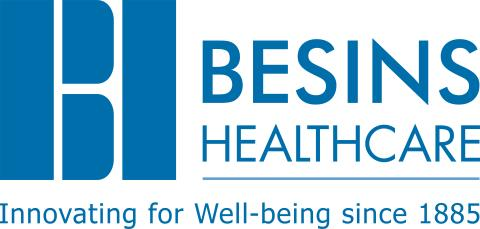 Besins Healthcare logo-payoff